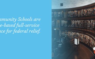 Rescue Plan Unlocks Funding for Community Schools