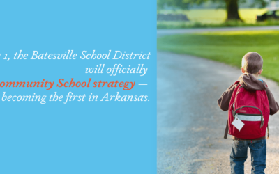Batesville First in State with Community School Model